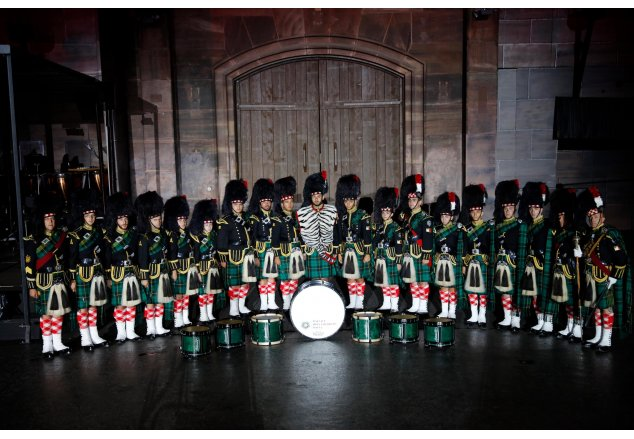 Wallace Pipes and Drums malta, Malta Military Tattoo malta